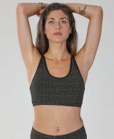 Yoga Top Hamsa | schwarz