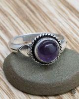 Ring Amaury | Amethyst