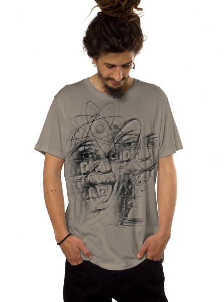 T-Shirt MR.A | sand
