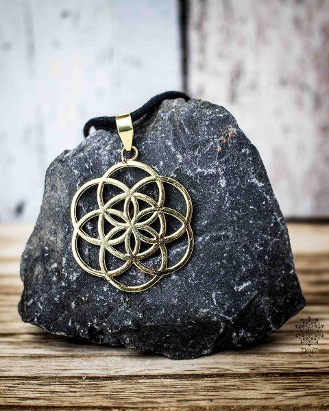 Anhänger | Halskette - Seed of Life