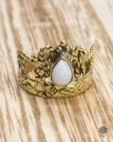 Ring Corona | Calcit