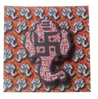 Blotter Art Ganesh by Matt Manson