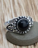 Ring Frowein | Obsidian