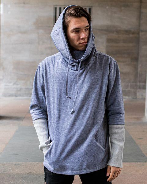 Pullover Loop | grau
