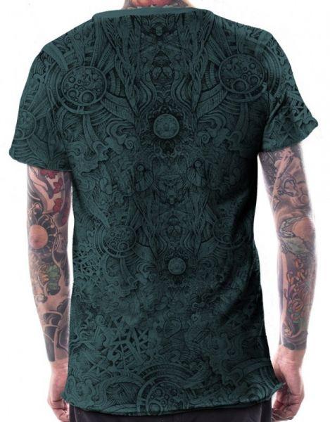 T-Shirt Overtones steel blue