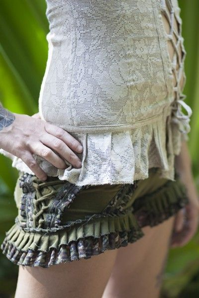 Jungle Shorts | green