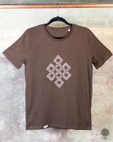 T-Shirt Endless Shining | chocolate