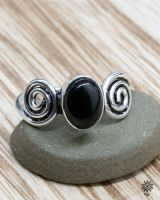 Ring Kasi | Obsidian