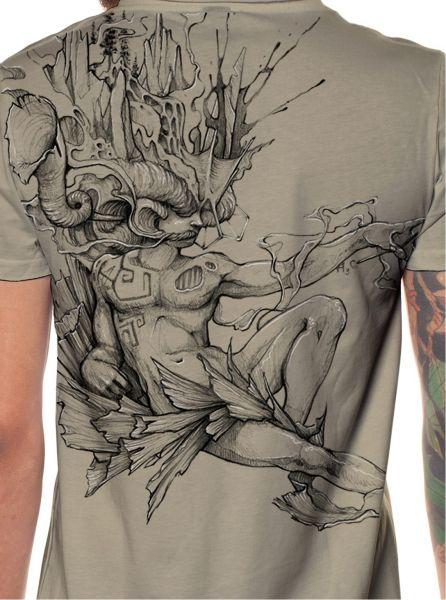 T-Shirt DMThe Father sand