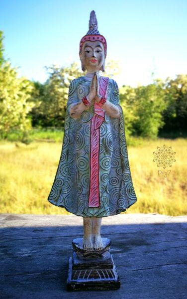 Thai Buddha | Vintage Style 27cm