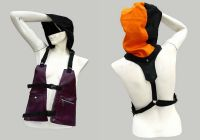 Holstertasche  Hati Hati black - orange Hood