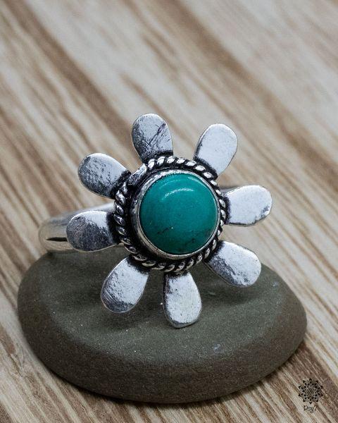 Ring Kilana | Türkis