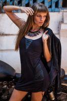 Kleid Darkside | schwarz