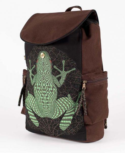 Rucksack | Flap Backpack | Sapo Kambo