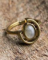 Ring Rose | Labradorit