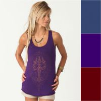 Top Trishula | blue | purple | wine