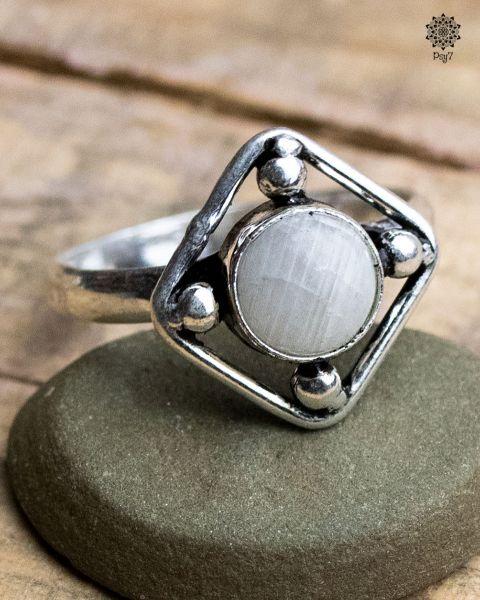 Ring Linus | Calcit