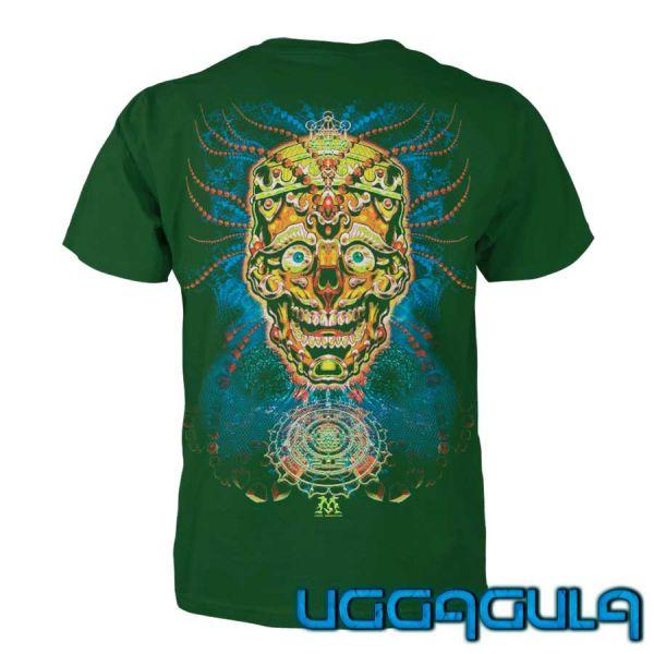 T-Shirt Gold Kapala green | UV-aktiv
