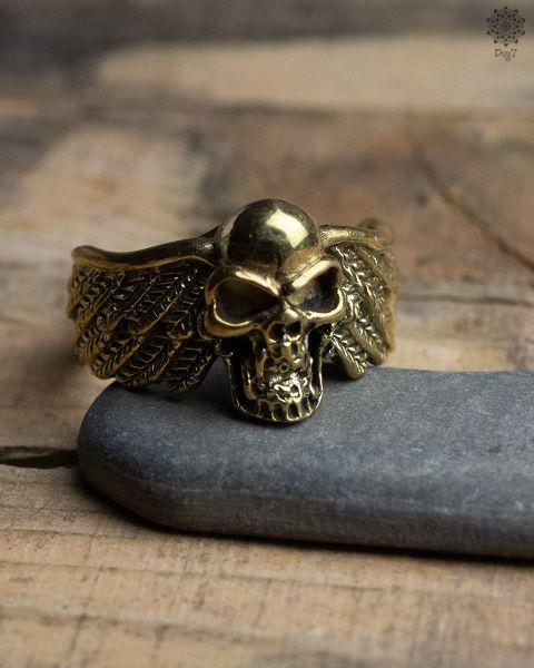 Ring | Skull - #1