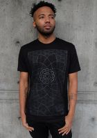 T-Shirt Vitality | black on black