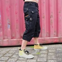 3/4 Shorts Sonkite black