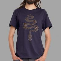 T-Shirt Anakonda purple | UV-aktiv