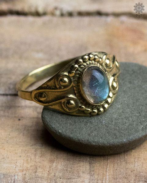 Ring Stormgo | Labradorit