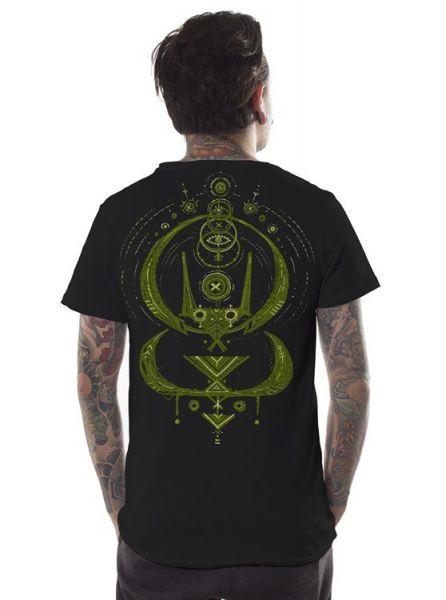 T-Shirt Kitty   black