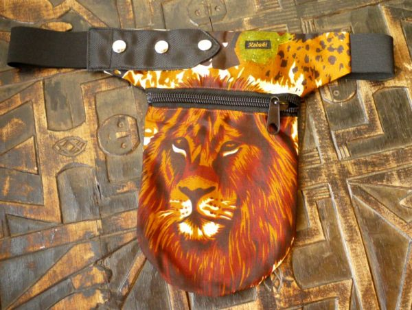 Hip Bag - Fat Lion