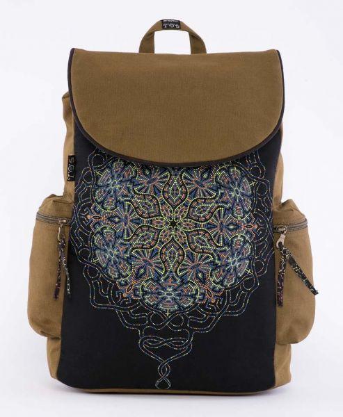 Rucksack | Flap Backpack | Peyote