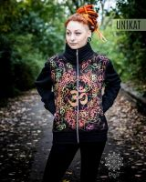 CUBE - Jacke | The OM Within - UV - aktiv