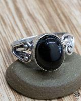 Ring Kuno | Obsidian