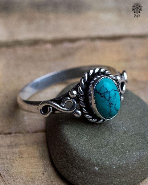 Ring | Eila Türkis