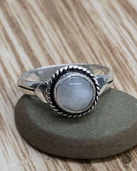 Ring Amaury   Bergkristall