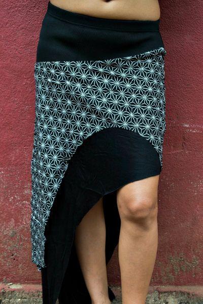 Poca Skirt | Asanoha