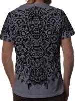 T-Shirt Bonez | grey mouline