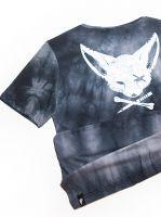 T-Shirt Twizy | batik-schwarz