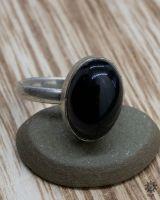 Ring Mim | Obsidian