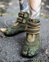 Ninja Shoes | Raptronics - Olive