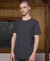 Fullprint T-Shirt | Rudraksha - schwarz