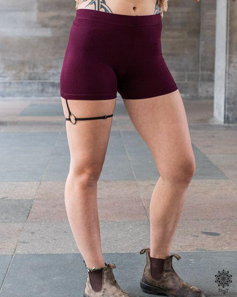 Gaya Shorts - bordeaux