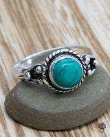 Ring Cuno | Türkis