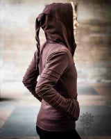 Pixie Zipfeljacke | braun