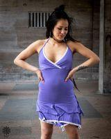 Neckholder Kleid Sweet Pixie | lila