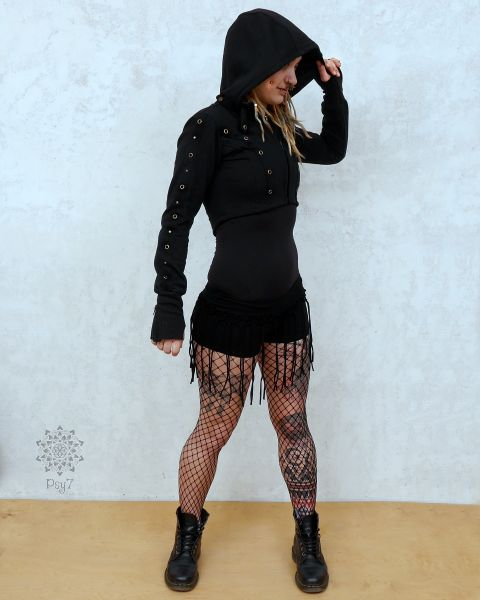Yoga Shorts | Hot Pants | black