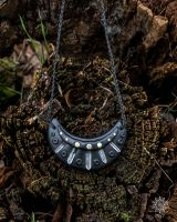Amulett | Halskette - Bergkristall