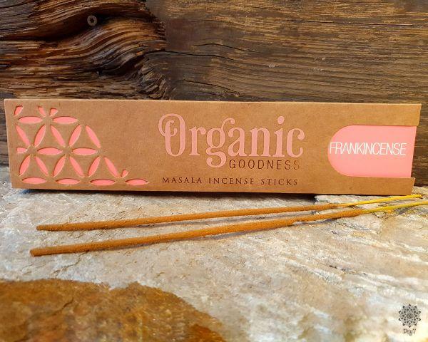 Räucherstäbchen | Organic - Weihrauch