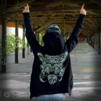 Kapuzenjacke Psymut | unisex