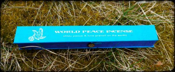 Räucherstäbchen - World Peace