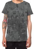 T-Shirt Knot | grau